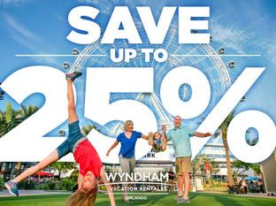 Wyndham Orlando Digital Spring Campaign