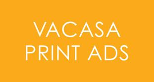 Vacasa Print Ads