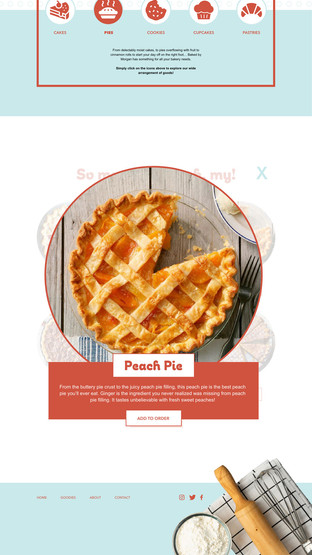 Baked by Morgan: Pie Page
