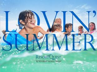 ResortQuest NWF Email Blasts