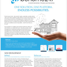 BeHome247 Flyer-