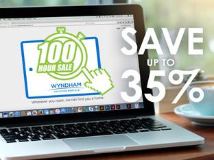 Wyndham Black Friday Digital Campaign
