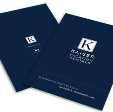 Kaiser Vacation Rentals Folder