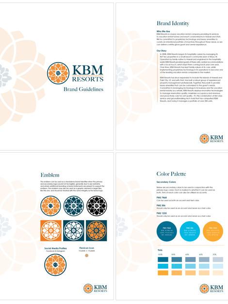 KBM Brand Guidelines