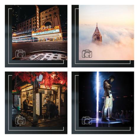 Luis G. Photography Instagram Posts