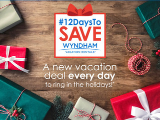 Wyndham Holiday Digital Campaign