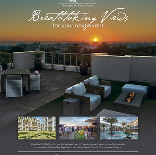 ResortQuest Property Specific Full Page Ad