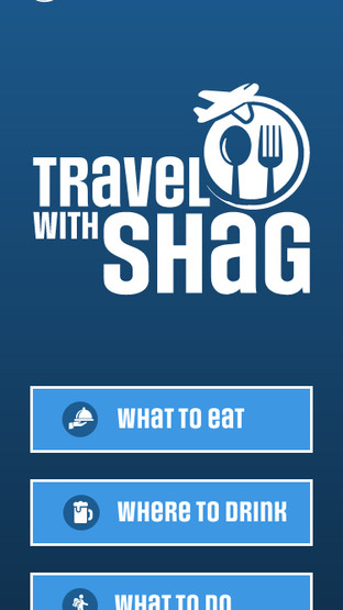 Travel With Shag: Mobile