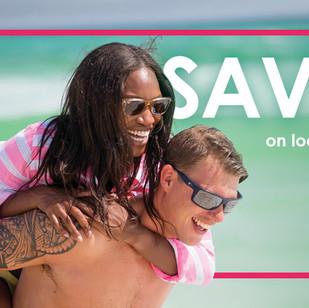 ResortQuest Banner Ad for Northwest Florida Promotion