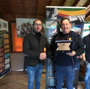 Muner Fabio - Campione Sociale Compak 3^categoria