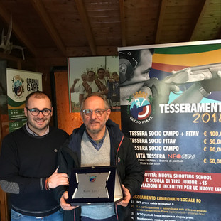 Moro Luigi - Campione Sociale FO3^Cat