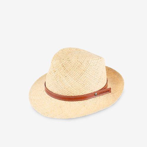 ESENCIA | sombrero | avellana