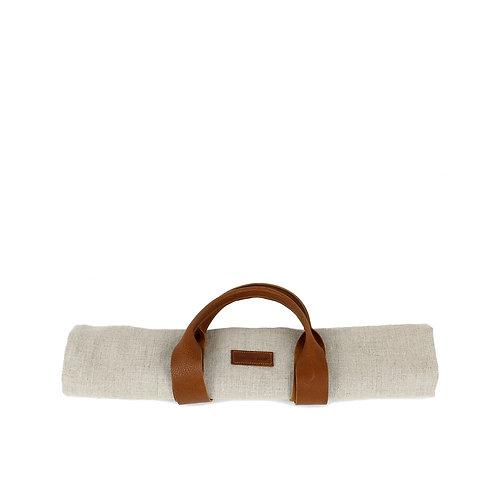 PURA | bolso de lino grande