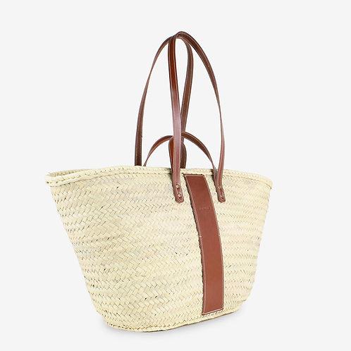 ESENCIA | large straw bag