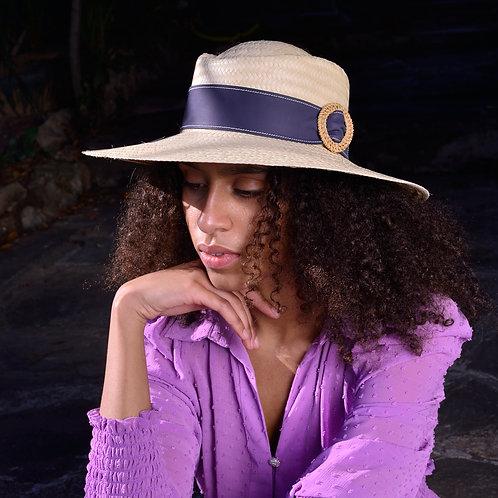 SELINA | sombrero | marino