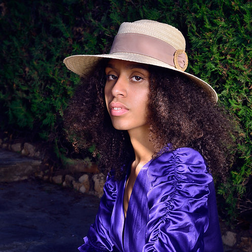 SELINA | sombrero | nude