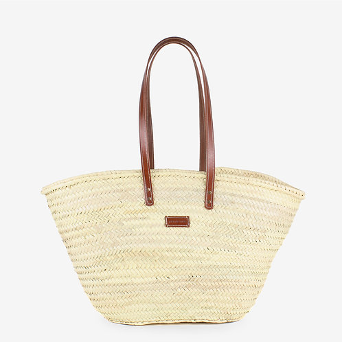 CALA | large basket bag