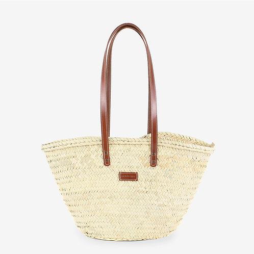CALA | medium straw bag