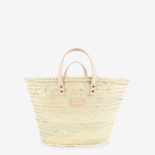 CABAS | medium straw bag