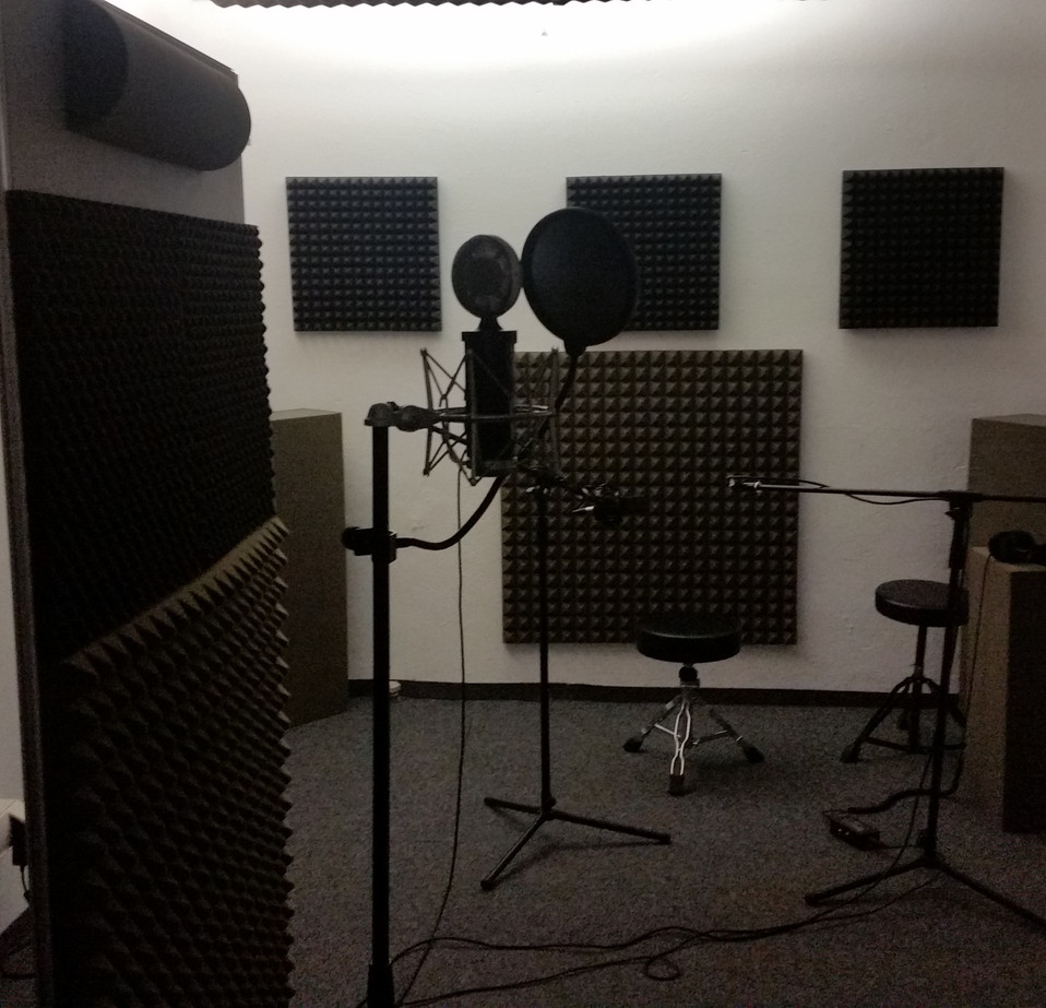 R4S RECORDING ROOM