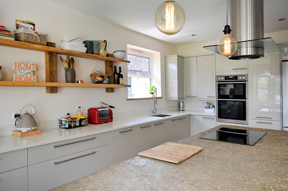Bespoke Kitchen and Interiors by The Fullest Homes
