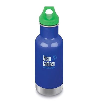 Klean Kanteen Insulated 12oz 355ml Drinks Bottle - Various
