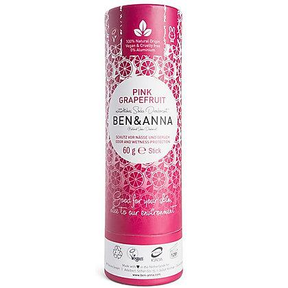 Ben & Anna Natural Deodorant - Pink Grapefruit