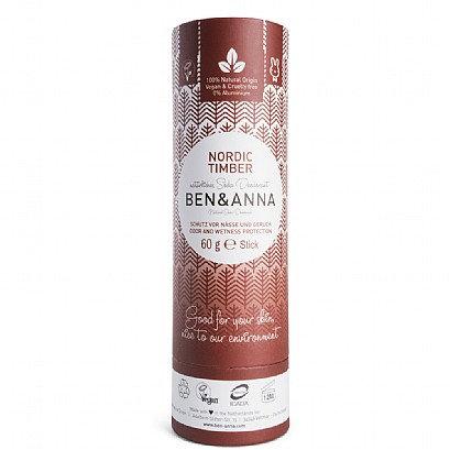 Ben & Anna Natural Deodorant - Nordic Timber