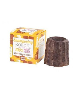 Lamazuna Limited Edition Solid Shampoo Bar - Chocolate