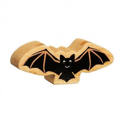 Lanka Kade Natural Wooden Black Bat NC297