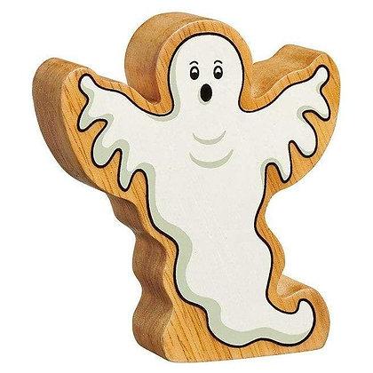 Lanka Kade Natural Wooden White Ghost NC605
