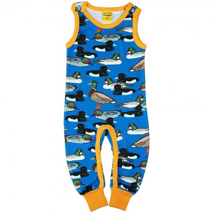 Duns Duck Pond Dungarees - Blue