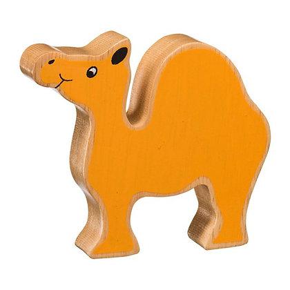 Lanka Kade Natural Wooden Yellow Camel NC258