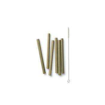 Bambu Organic Bamboo Drinking Straws - Short
