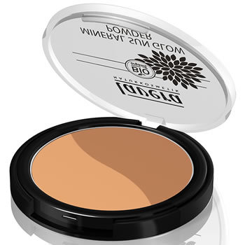 Lavera Mineral Sun Powder Duo - Golden Sahara