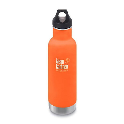 Klean Kanteen Insulated Classic 20 oz 592ml Bottle - Various