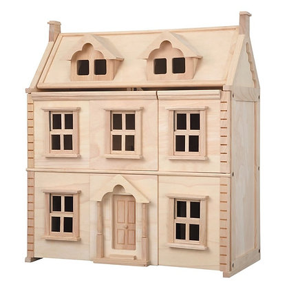 Plan Toys Victorian Wooden Dolls house