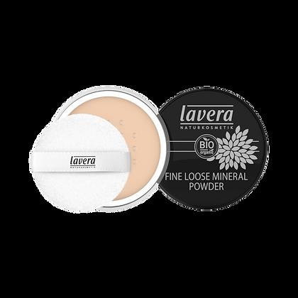 Lavera Loose Mineral Powder - 3 Shades