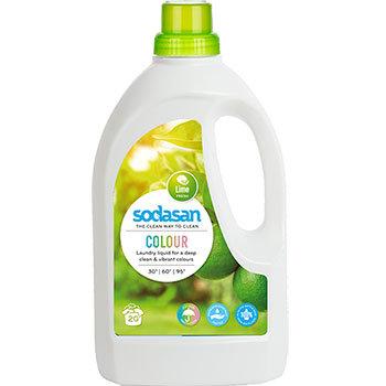 Sodasan Colour Laundry Liquid - 1.5L