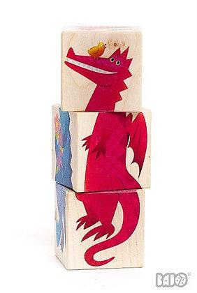 "Bajo ""Smoki"" Dragon Block Puzzle"