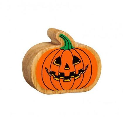 Lanka Kade Natural Wooden Orange Pumpkin NC845