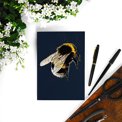 Some Ink Nice A5 Notebook - Bee