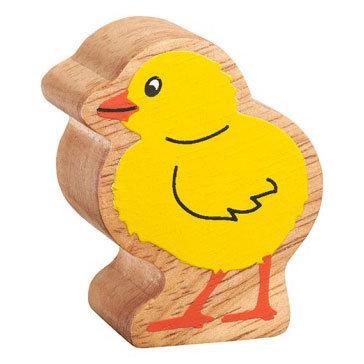 Lanka Kade Natural Wooden Yellow Chick NC165