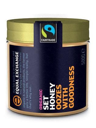 Equal Exchange Organic Set Honey - 500g