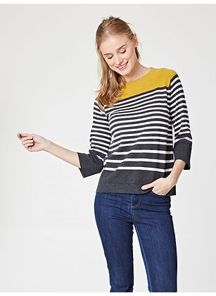 Thought Erika Organic Knitted Ladies Jumper