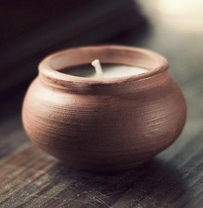 Dalit Goods Co Karan Pot Candle - Single