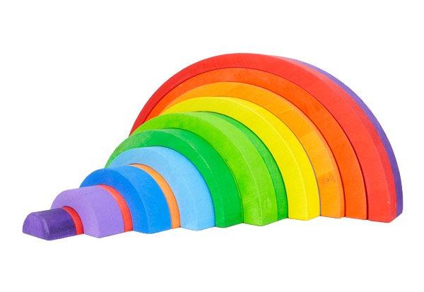 Bajo Large Rainbowbow