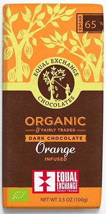 Equal Exchange Organic Dark Chocolate 100g - Various