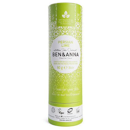 Ben & Anna Natural Deodorant - Persian Lime