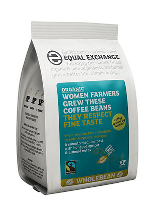 "Equal Exchange Organic ""Grown by Women"" Coffee Beans"